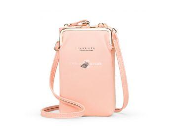 (Több színben) Női mobil táska - Púder