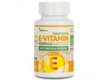 Natamin vegán e-vitamin komplex kapszula 60db