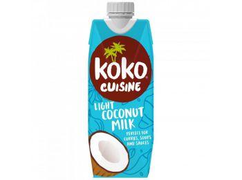 Koko kókusz főzőkrém light 330ml 330ml