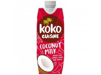 Koko kókusz főzőkrém 330ml 330ml