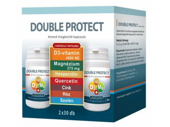 Double protect kapszula 30+30db