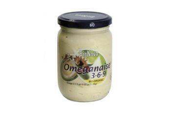 Bionova bio majonéz tojás nélkül 240g