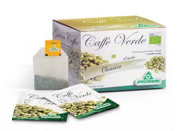 Specchiasol Bio Zöld kávé 20filter
