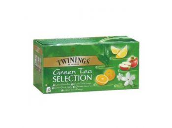 Twinings zöld-Citromos tea 25 filter