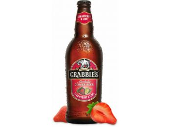 Crabbies Strawberry & Lime 4% 500ml