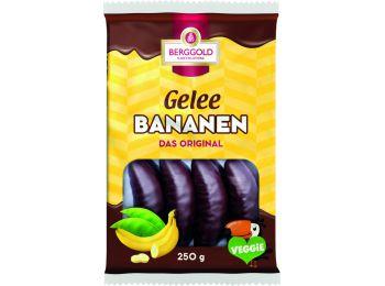 Berggold banán zselé csokoládé bevonattal