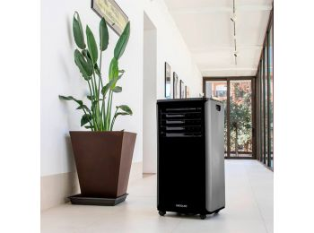 Hordozható Légkondicionáló Cecotec ForceClima 9150 Heati