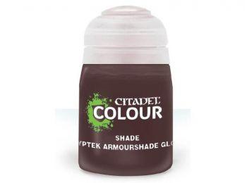 Citadel festék: Shade - Cryptek Armour shade
