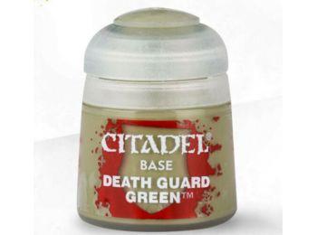 Citadel festék: Base - Death Guard Green