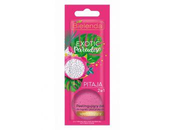 Bielenda Exotic Paradise 2in1 peeling tus- és habfürdő -