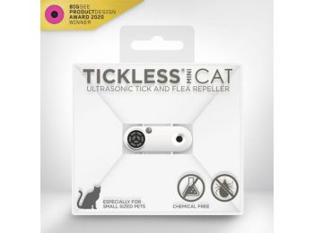 Tickless Mini Cat Kullancs És Bolhariasztó, fehér