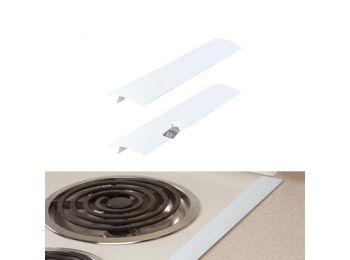 Tűzhely és a konyhapult közé szilikon védőszegély - F