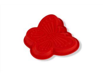 16 cm-es pillangó szilikon sütőforma