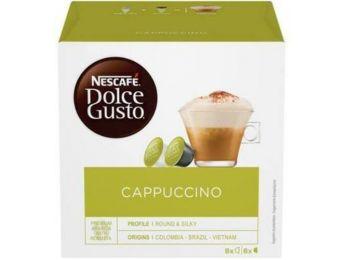 NESCAFÉ Dolce Gusto Cappuccino kávékapszula (16)