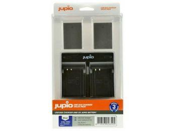 Olympus PS-BLN1 BLN-1 utángyártott fényképezőgép akkumulátor és USB Dual Charger Kit a Jupiotól...
