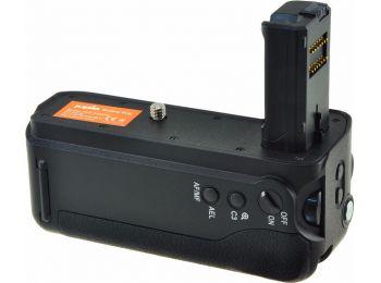 Sony VG-C2EM utángyártott portrémarkolat a Jupiotól Sony A7 II, Sony A7R II fényképezőgépekhez...