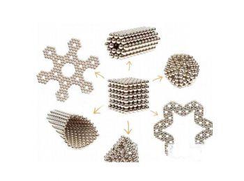 Neocube neodímium mágnes golyók 3mm - 216d