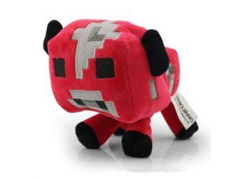 Minecraft plüss - vörös tehén, gombatehé