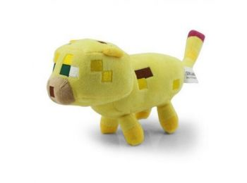 Minecraft plüss - párduc, sárga ocelot