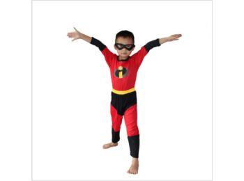 A hihetetlen család The Incredibles gyerek jelmez szett (XL