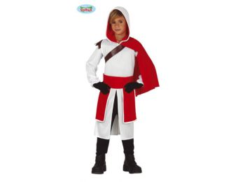 Assasin's Creed zsoldos, katona halloween far