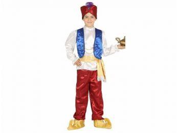 Aladdin halloween farsangi jelmez szett - gyerek (méret: XL