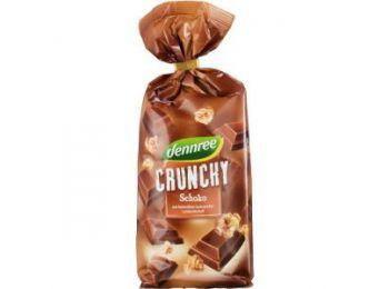 Dennree bio csokis ropogós crunchy 750g