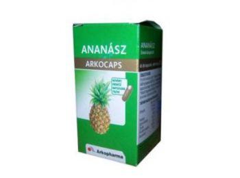 Arkocaps ananász kapszula 45db