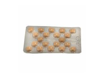 C-Vitamin filmtabletta narancssárga 20db