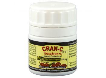 Pharmaforte Cran-C tőzegáfonya kapszula 60db