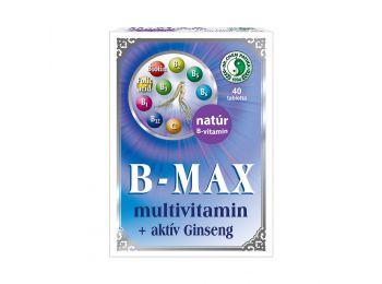 Dr.Chen b-Max multivitamin tabletta 40db