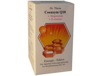 Dr.Theiss coenzym q-10+Magnesium+E forte 60db