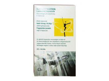 Naturpharma lazacolaj omega 3 kapszula 60db