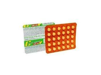 Innopharm Vitaplus c-Vitamin 100 mg tabletta 30db