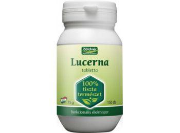 Zöldvér 100%-os lucerna tabletta 150db
