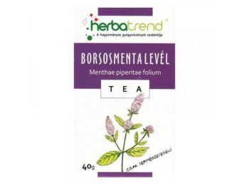 Herbatrend borsmentalevél tea 40g