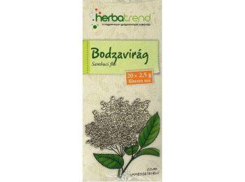 Herbatrend bodzavirág tea 20 filter