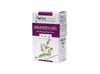 Herbatrend borsosmentalevél tea 20 filter