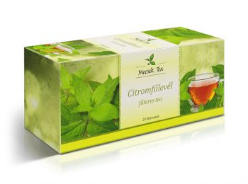 Mecsek citromfü tea 25 filter