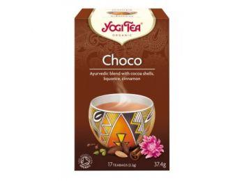 Yogi bio csokoládés azték tea 17 filter