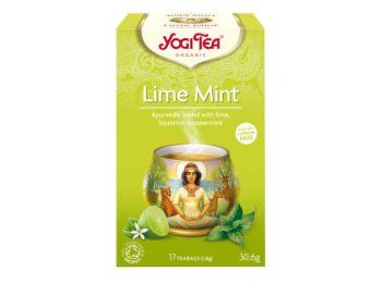 Yogi bio lime-Menta tea 17 filter