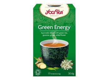 Yogi bio zöld energia tea 17 filter