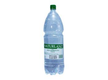 Naturland aqua purificata tisztított víz 2000ml