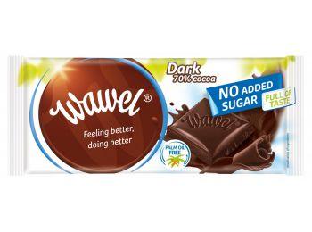 Wawel diabetikus étcsokoládé 70 % 100g