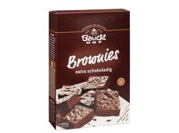 Bauckhof bio brownies süteménykeverék 400g
