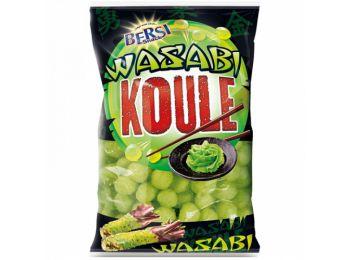 Bersi snack wasabigolyók 120g