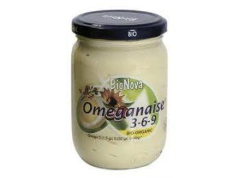 Bionova majonéz omega 3-6-9 240ml