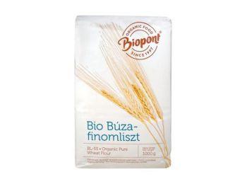 Biopont bio finom fehér búzaliszt bl-55 1000g