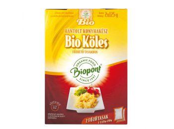 Biopont bio köles hántolt, konyhakész 250g