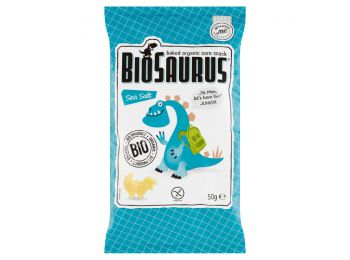 Biopont biosaurus kukoricasnack sós 50g